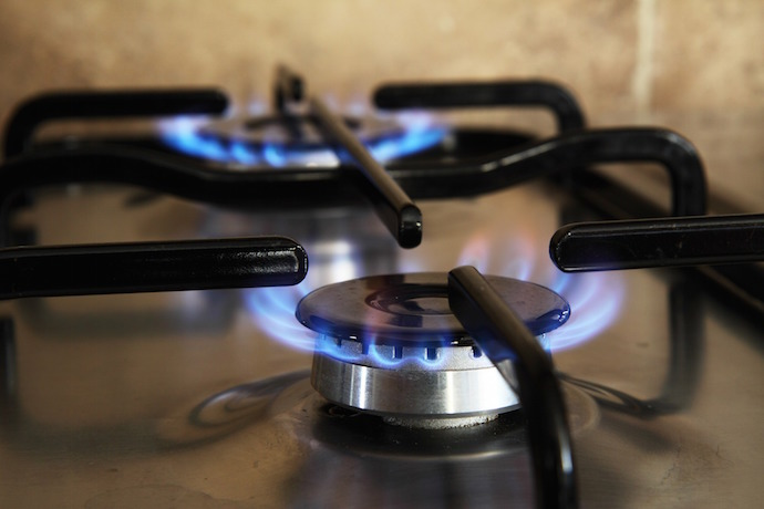 load shedding solutions - gas cooker