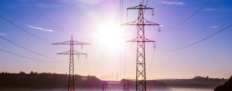 how to save electricity - pylons