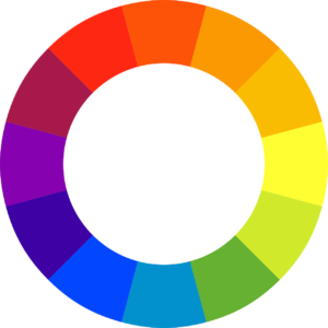 interior design colour wheel