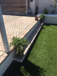 Landscaping in Wynberg 2
