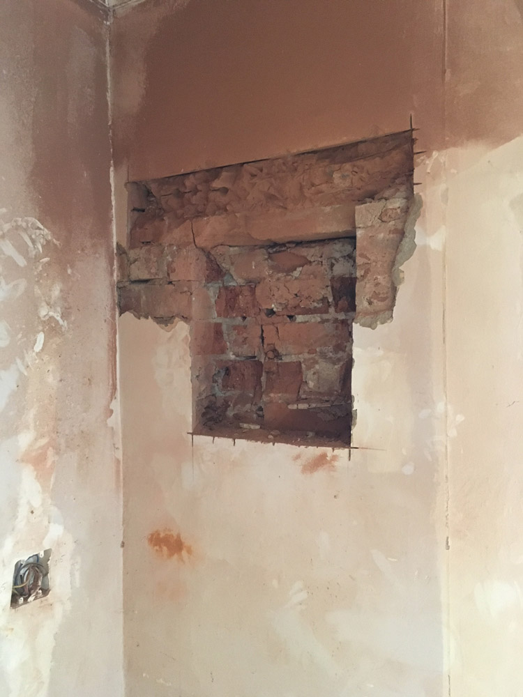 Renovation Project Mowbray - Before 6