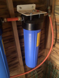 Water Tanks - Filtration 1