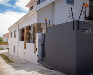 Vredehoek handyman project after side house
