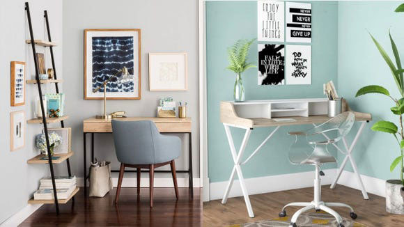 Home office colour inspiration