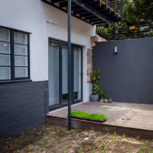 Cape Town home renovation decking