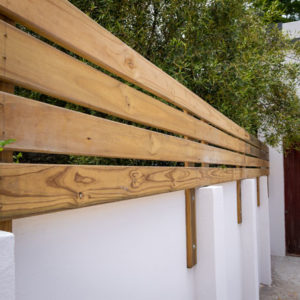 Cape Town home renovation fencing