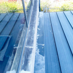 Waterproofing project oranjezicht Cape Town before