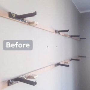 floating shelves installation Cape Town