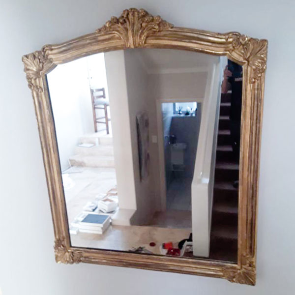 Hanging Mirror Professional Services